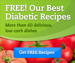 FREE Diabetic Recipes!
